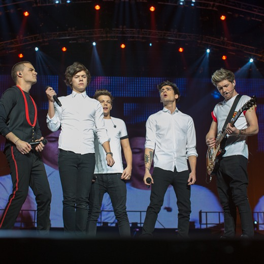 One Direction hará una versión de 'One Way or Another' de Blondie