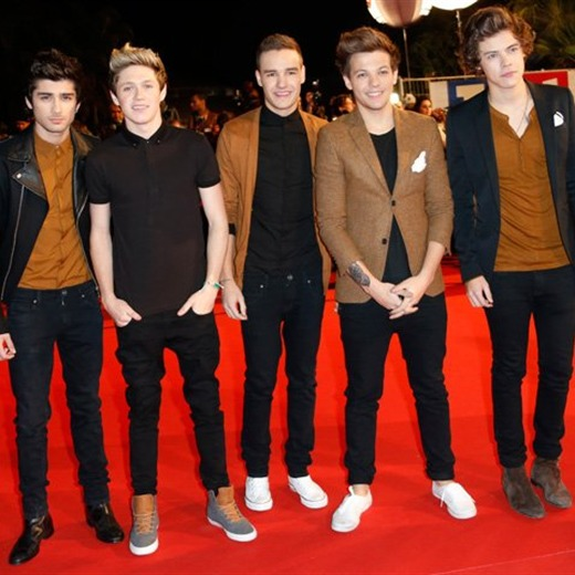 One Direction entre los nominados a los Premios YouTube