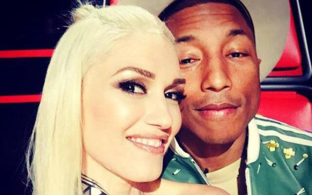 Pharrell Williams y Gwen Stefani en una nueva producción musical