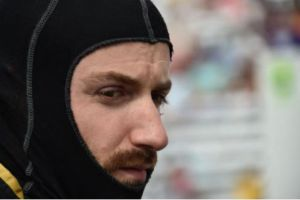 James Hinchcliffe sufre un accidente en Indianápolis