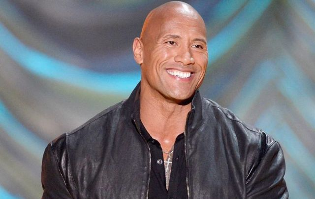 'The Rock' sufre accidente filmando su última película