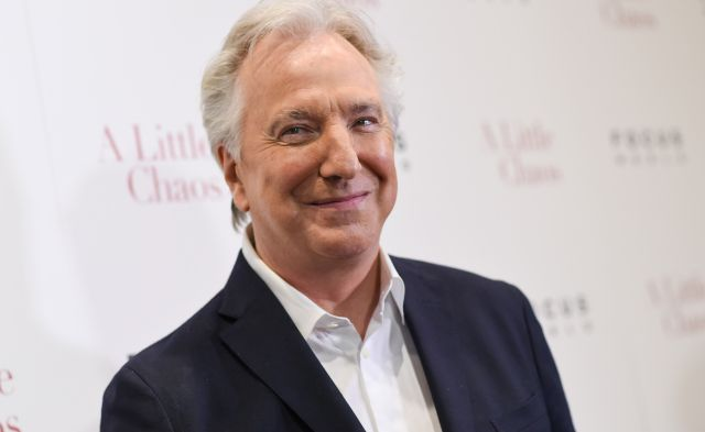 Muere Alan Rickman el actor que interpretó al profesor Snape en 'Harry Potter'