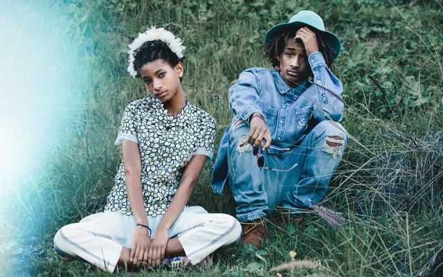 Jaden Smith habló sobre su hermana Willow Smith