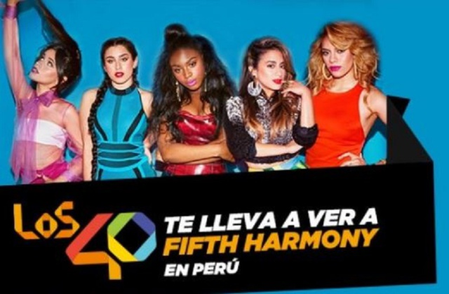 Gran final de Fifth Harmony en Perú