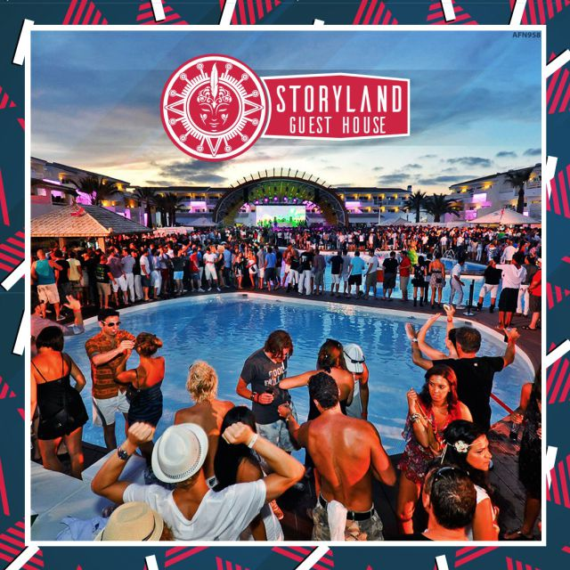 Storyland llega con el Cartagena Music Week y el Storyland Guest House