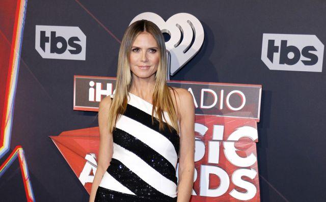 Heidi Klum No Tiene Ningún Reparo En Posar Desnuda Tendencias
