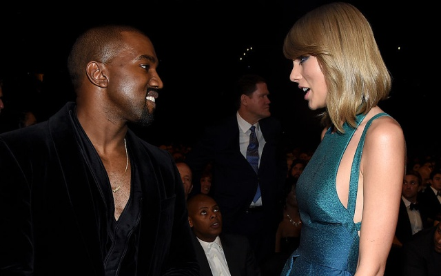 La sutil referencia de Taylor Swift a Kanye West en su nuevo sencillo