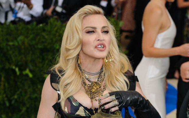 Salen A Subasta Más De Cien Fotos De Madonna Desnuda Música