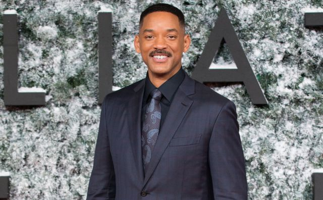 Will Smith canta