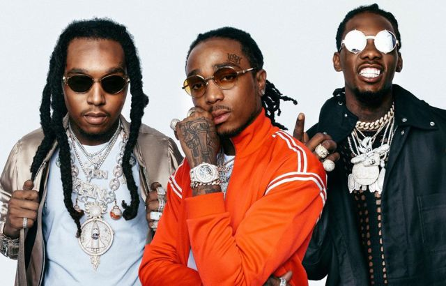 "Al mejor estilo de ""Soul Train"" Migos y Drake lanzan el video de 'Walk It Talk It'"