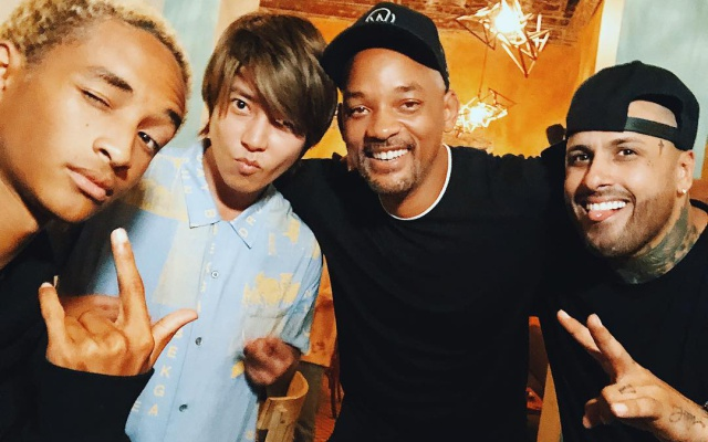 Jaden Smith y Nicky Jam estrenan vídeo