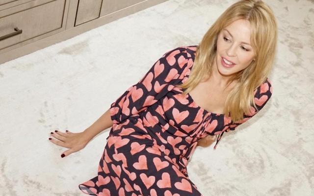Kylie Minogue Estrenó El Video De Golden Música Los40 Colombia