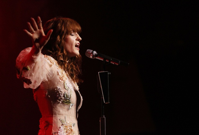 Florence + The Machine estrena Big God