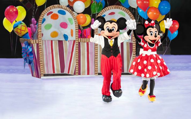 Disney On Ice celebra 100 años de magia en Colombia