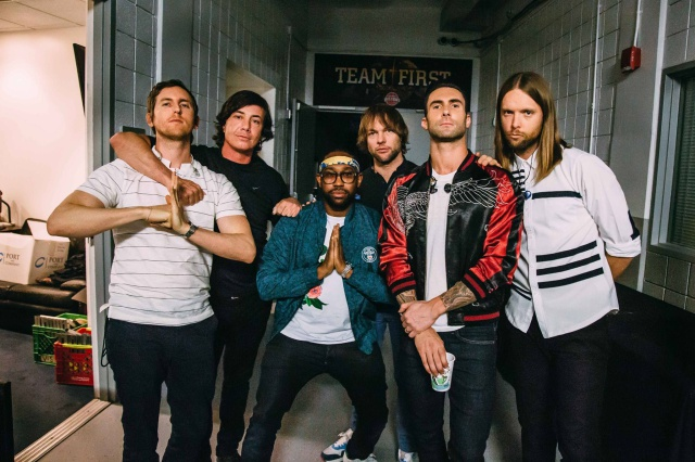Maroon 5 regresa a Colombia