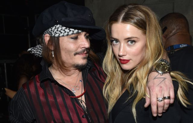 Johnny Depp era golpeado por su exesposa Amber Heard, estos audios lo confirman