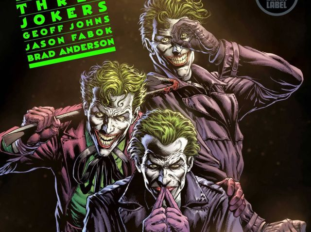 Batman: Three Jokers, ¿la historia más brutal de el caballero oscuro?