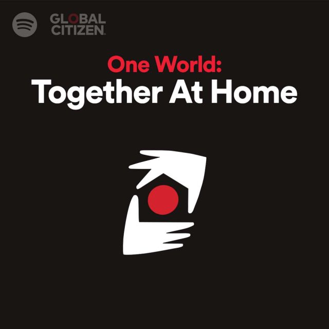 Escucha la playlist de Spotify con los artistas del 'One World: Together at home'