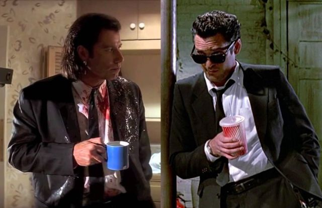 Los Hermanos Vega de Tarantino, el crossover entre Pulp Fiction y Reservoir Dogs