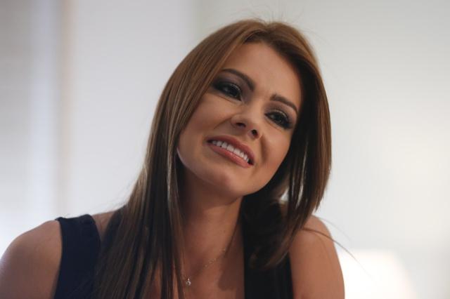 Esperanza Gómez grabará un video porno con este periodista