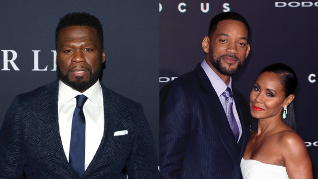 50 Cent se burla de Will Smith y revela una conversación que tuvo con el actor