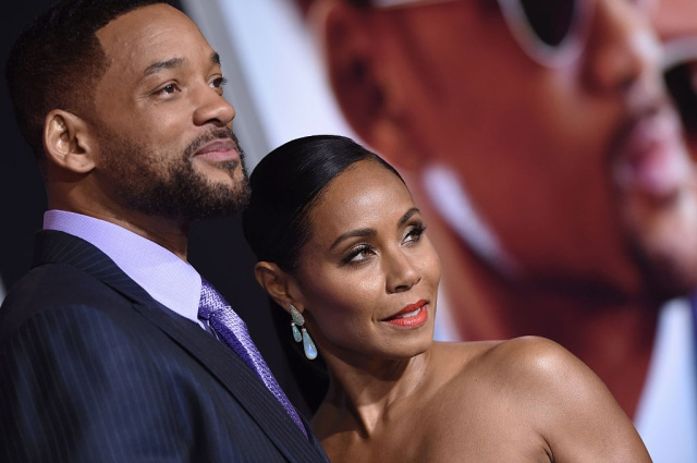 Will Smith y Jada Pinkett se dan un descanso