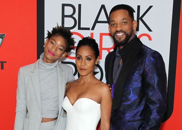 Willow Smith habla sobre la infidelidad de su madre a Will Smith