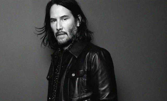 Daniel Volovsek, el 'doble' del actor Keanu Reeves